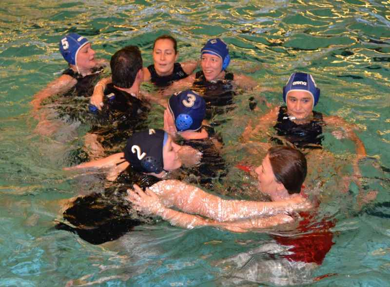 Waterpolo Dames